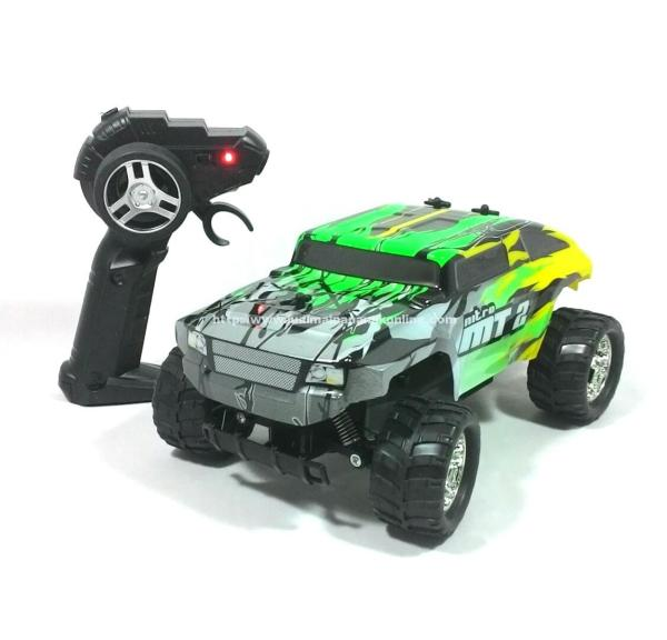 RC Off Road sekala 1:16 Mini Monster Truck depan