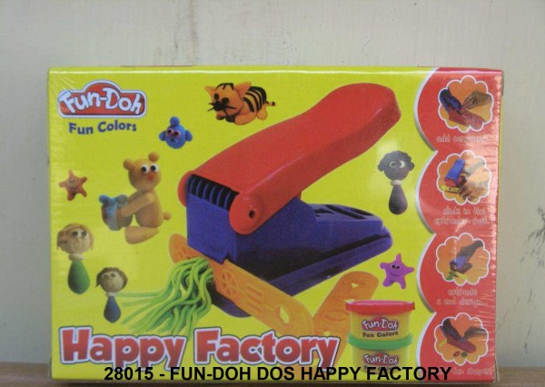 Mainan Anak FUN-DOH Happy Factory