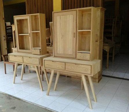 Tolet Minimalis Modern Furniture Jepara