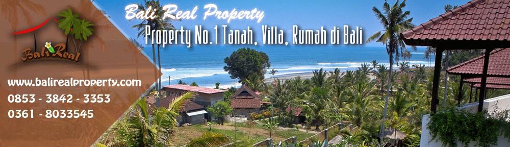 Properti dijual di Tanah Bali