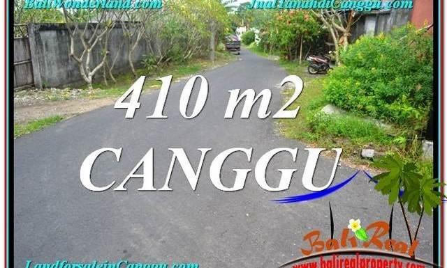 TANAH di CANGGU BALI DIJUAL 4.1 Are Lingkungan Villa