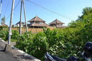 Jual Tanah di Canggu Bali lokasi dipinggir jalan dekat pantai Canggu – TJCG048E