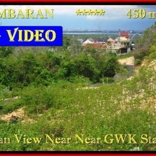 DIJUAL TANAH MURAH di JIMBARAN Untuk INVESTASI TJJI093