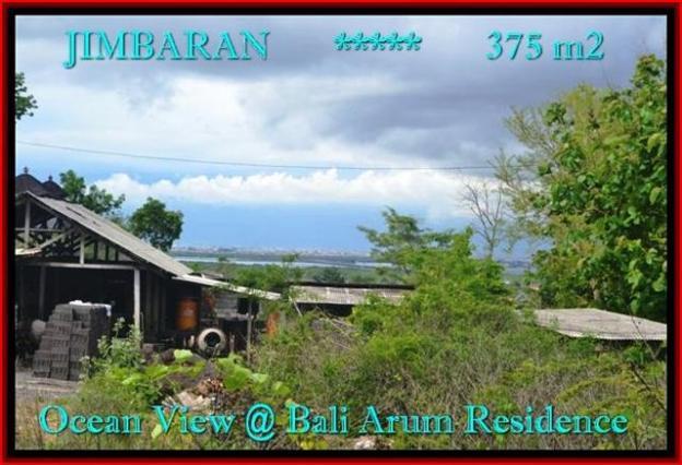 TANAH MURAH di JIMBARAN 375 m2 di Jimbaran Uluwatu