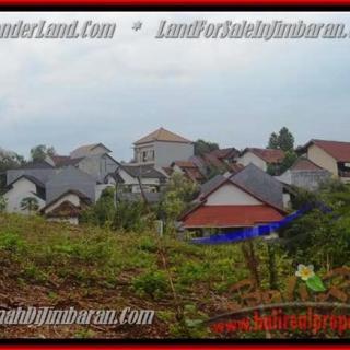 JUAL TANAH MURAH di JIMBARAN 1,500 m2 Lingkungan Perumahan dan Villa
