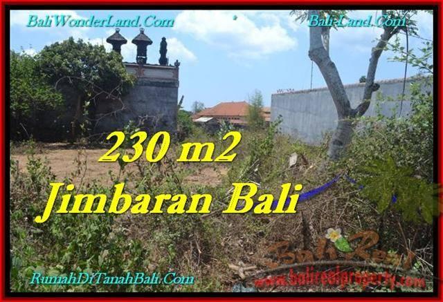 INVESTASI PROPERTI, TANAH DIJUAL di JIMBARAN BALI TJJI102
