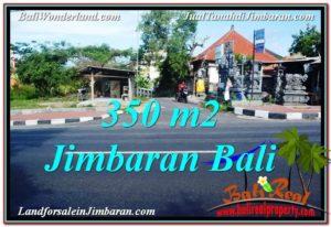 DIJUAL TANAH MURAH di JIMBARAN 350 m2 di Jimbaran Ungasan
