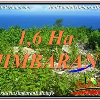TANAH MURAH di JIMBARAN 160 Are di Jimbaran Uluwatu