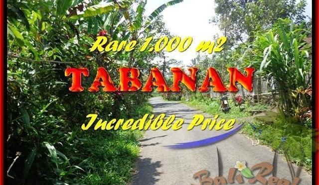 TANAH MURAH di TABANAN TJTB171