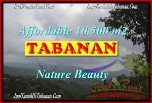 JUAL TANAH MURAH di TABANAN BALI TJTB165