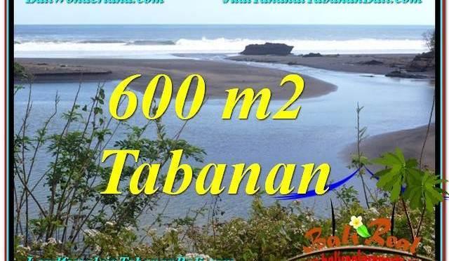 TANAH DIJUAL di TABANAN BALI 600 m2 di Tabanan Selemadeg