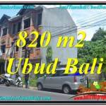 INVESTASI PROPERTI, TANAH MURAH DIJUAL di UBUD BALI TJUB643