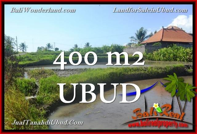 DIJUAL TANAH MURAH di UBUD 4 Are di Ubud Gianyar