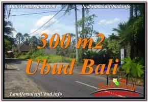 INVESTASI PROPERTY, JUAL TANAH MURAH di UBUD BALI TJUB646
