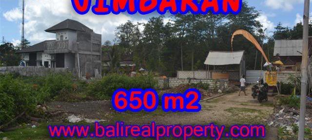 Tanah di Bali dijual 6,5 Are di Jimbaran Ungasan