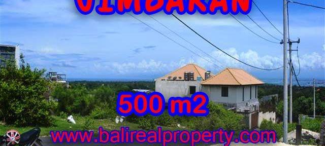 JUAL TANAH DI JIMBARAN BALI MURAH TJJI066-X