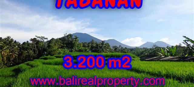 JUAL TANAH DI TABANAN CUMA RP 350.000 / M2