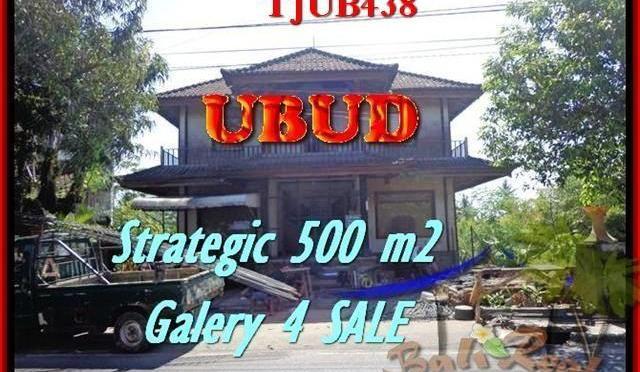 TANAH DIJUAL di UBUD 5 Are Galery / Shop