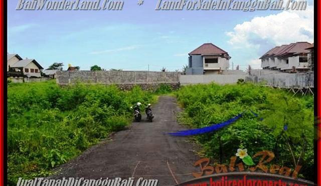 TANAH MURAH di CANGGU BALI DIJUAL 335 m2 view alami