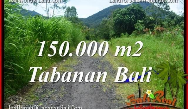 TANAH MURAH di TABANAN DIJUAL Untuk INVESTASI TJTB318