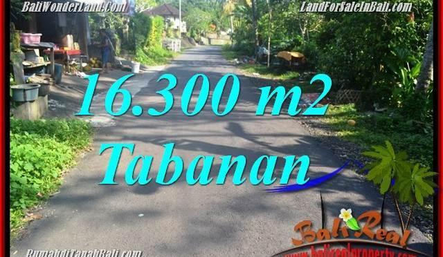DIJUAL TANAH di TABANAN Untuk INVESTASI TJTB361