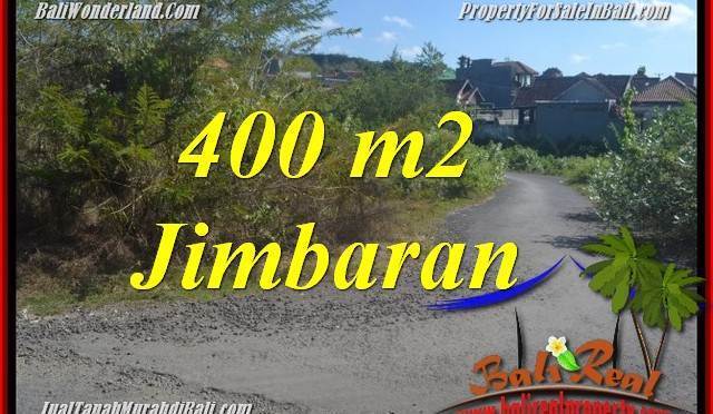 JUAL MURAH TANAH di JIMBARAN 400 m2 Lingkungan perumahan