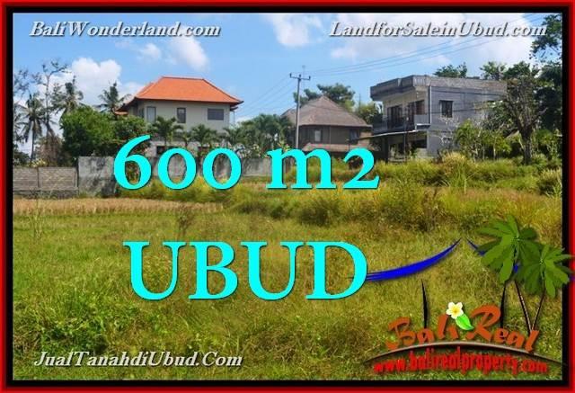JUAL TANAH di UBUD BALI 6 Are View Sawah link Villa