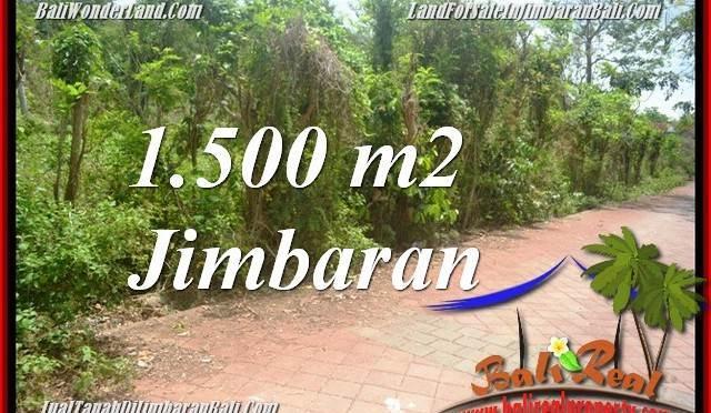 TANAH MURAH di JIMBARAN BALI DIJUAL Untuk INVESTASI TJJI128