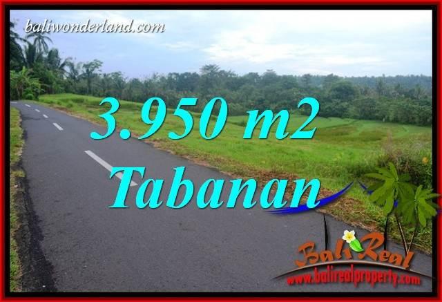 Investasi Properti, Dijual Murah Tanah di Tabanan Bali TJTB402