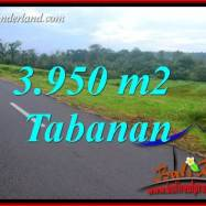 Dijual Tanah di Tabanan TJTB402