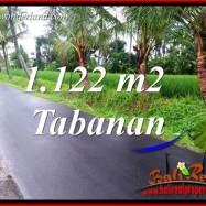Investasi Property, Tanah di Tabanan Dijual Murah TJTB404