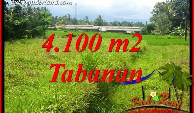 Dijual Murah Tanah di Tabanan 41 are di Tabanan Penebel