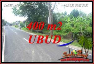 Investasi Property, Tanah Murah di Ubud Dijual TJUB725