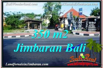 TANAH JUAL MURAH JIMBARAN BALI 350 m2 Dekat Kampus