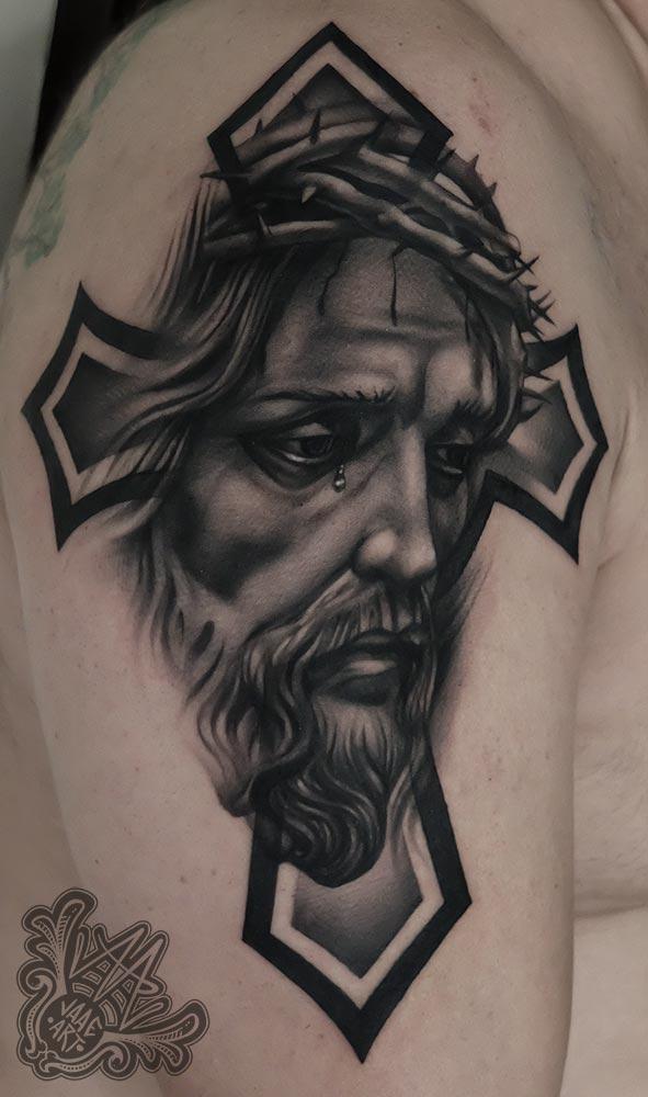 Tattoos Juanadantattooart