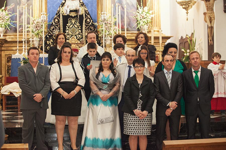 Fotografia de Comuniones en Valdepeñas de Jaén