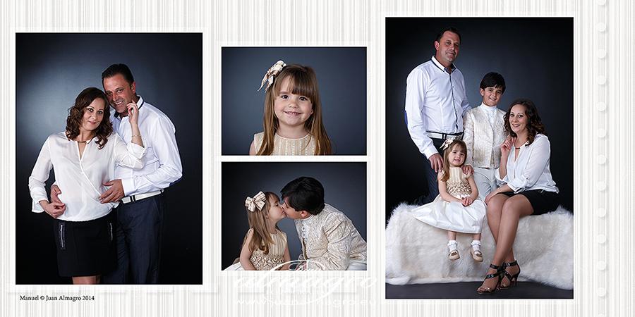 Fotografia de comunion por Juan Almagro Fotografos perteneciente a la campaña 2014