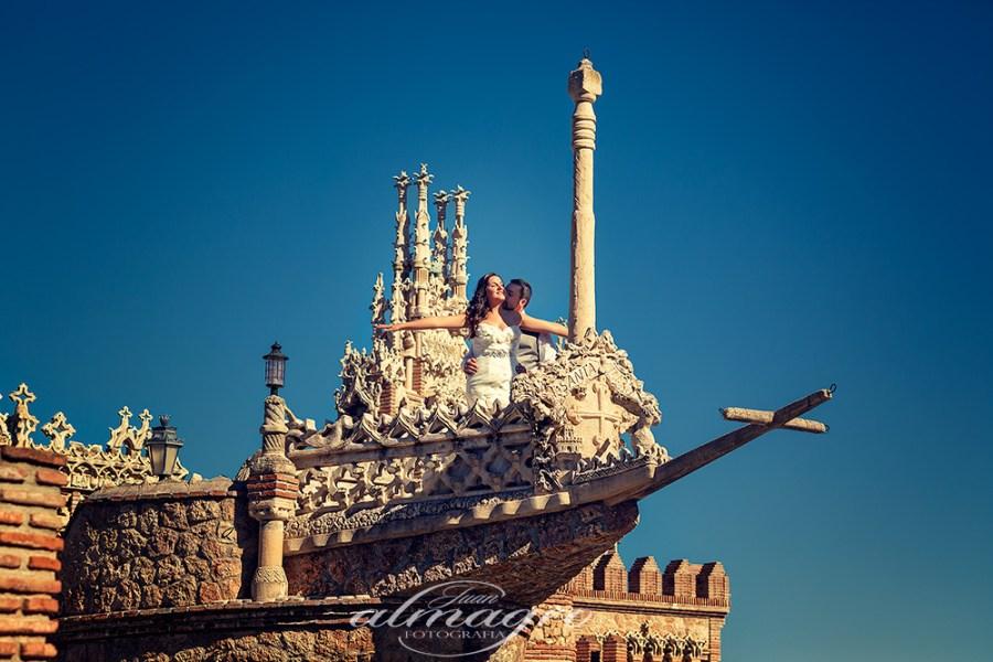 fotografias de Postboda en Malaga por Juan Almagro