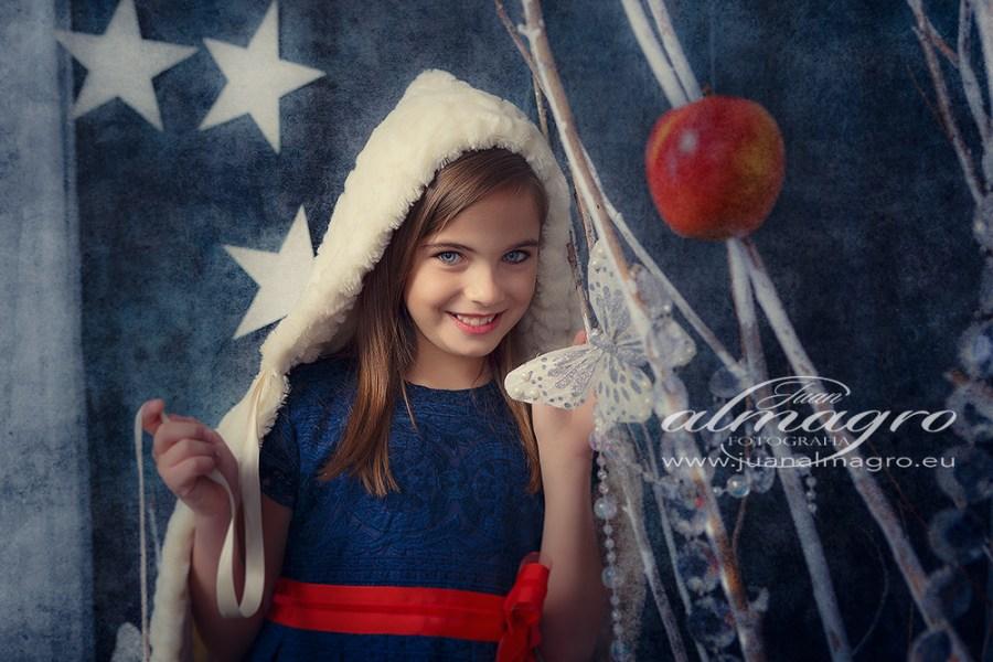 fotografia de estudio navidad