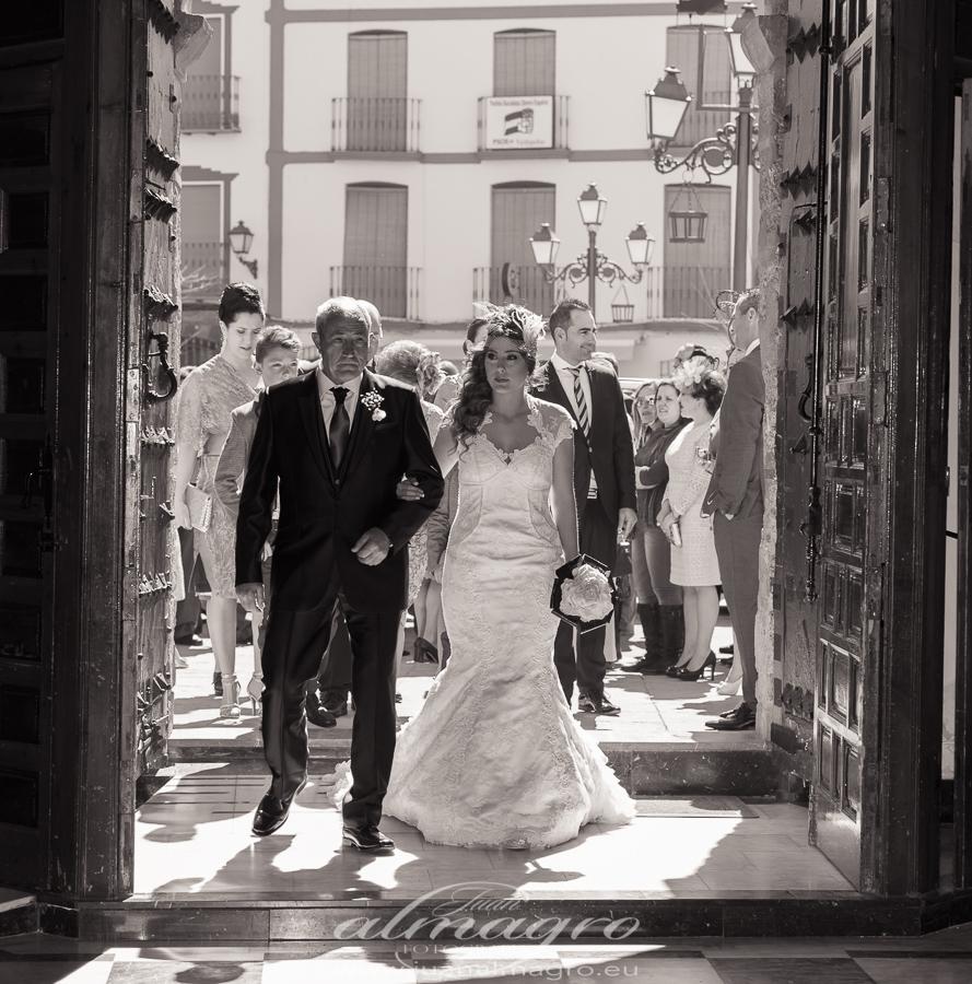 Fotografia de Boda por Juan Almagro Fotografos Jaén