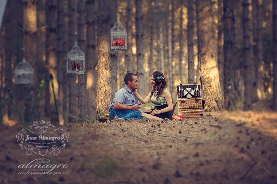 Fotografia parejas Novios para Libro de Firmas por Juan Almagro