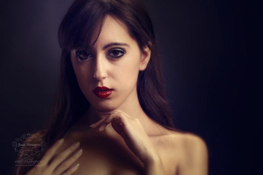 Fotografia boudoir - Fotografia Beauty en Juan Almagro Fotografos Jaén