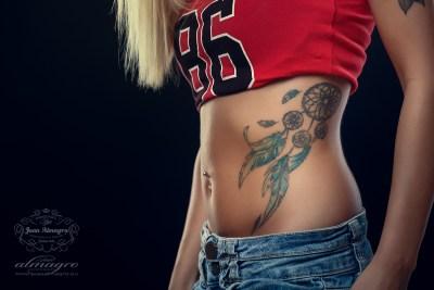 Sesiones de Fotos estudio tato tatuajes Juan Almagro Fotografos