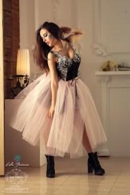 sesiones para Book modelo Lely Gamiz lencería