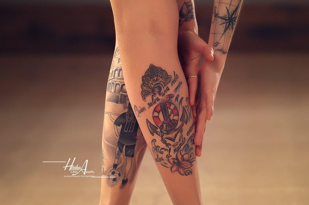 Tatoo – Sesion con tatuajes