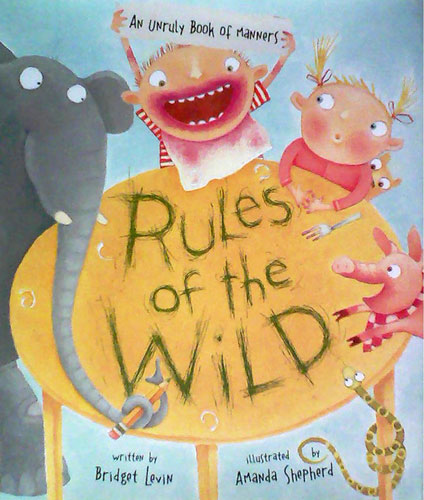 Rules of the Wild - Cover - Chronicle 2004