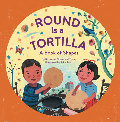 Round is a Tortilla - Cover - Chronicle 2013