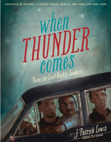 When Thunder Comes - Cover - Chronicle 2012