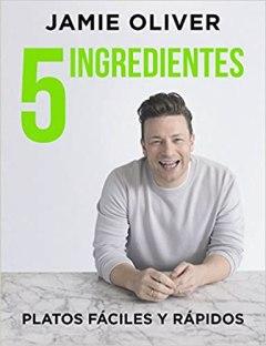 Libros de cocina para regalar jamie oliver 5 ingredientes