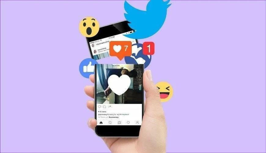 automatización de redes sociales